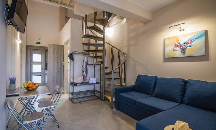 Elia Resort Apartments 01 Stavros Rent Rooms Directly Booking